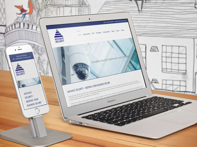 Web Design Project - Advance Security Cambridge
