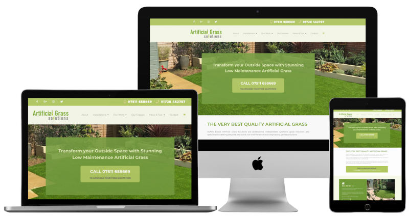 AGS-Suffolk-Web-Design