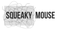 Squeaky Mouse Logo